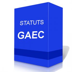 statuts GAEC