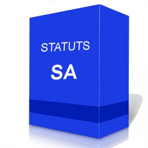 statuts Société Anonyme